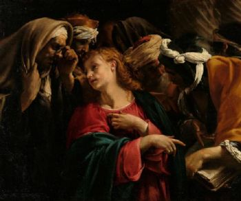 Altri eventi - Orazio Borgianni. Un genio inquieto nella Roma di Caravaggio