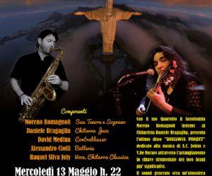Il Saxofonista Moreno Romagnoli e il suo Quartetto