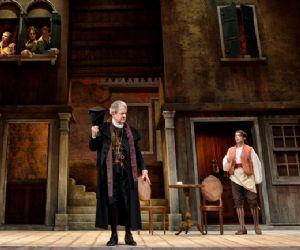 Scaparro mette in scena una delle più importanti commedie di Carlo Goldoni