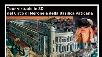 Visite guidate - Tour Virtuale dell'Ager Vaticano e della Basilica di San Pietro