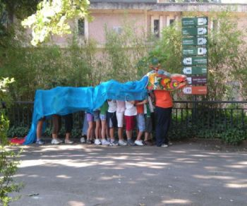 Bambini - Il centro estivo del Bioparco