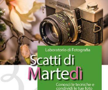 """Serate - Laboratorio di Fotografia Circolo Bel-Ami """"Scatti di Martedì"""""""