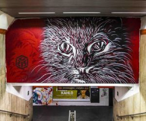 L'Associazione Culturale Esperide è lieta di accompagnarvi in un inedito tour nella Stazione Metro Spagna (linea A), all'insegna della street art