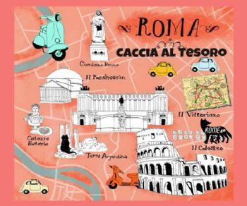 """Visite guidate - Caccia al tesoro """"Quanto sei bella Roma a prima sera..."""" (2° percorso)"""