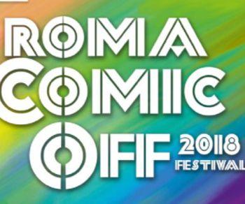 Festival - Roma comic off 2018