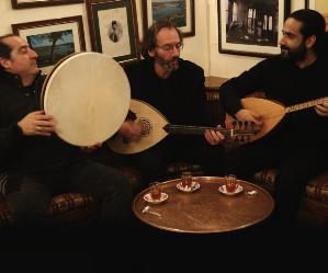 Concerti: Cafè Loti in Festa popolare