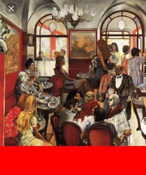 Visite guidate - I caffè letterari: versi di gusto