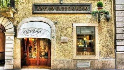 Visite guidate - L'Antico Caffè Greco e gli altri caffè letterari