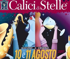 """Sagre e degustazioni - La terza edizione del gustoso evento eno-musicale """"Calici di Stelle"""""""