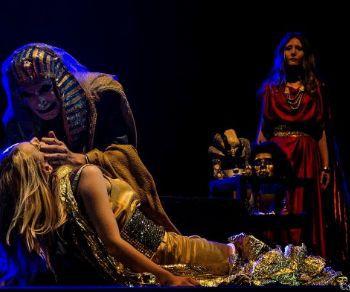 Locandina: Caligola di Camus