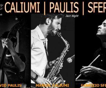 Locali - Caliumi - Paulis - Sferra Trio in concerto