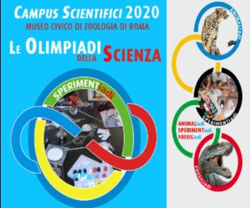 Bambini e famiglie: Campus Scientifici 2020. Le Olimpiadi della Scienza