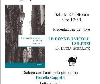 Presentazione del libro di Lucia Scerrato