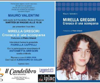 Libri - Mirella Gregori. Cronaca di una scomparsa