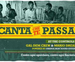 Sabato 9 Luglio CSOA Forte Prenestino Dancehall Reggae