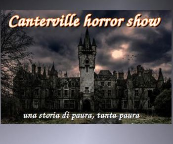 Spettacoli - Canterville Horror Show
