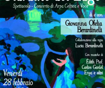 Concerti - Canto del Giardino del Lago