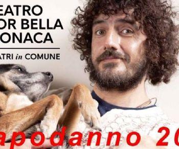 """Capodanno - """"I quartieri di Roma"""" al Teatro Tor Bella Monaca"""