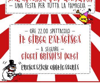 Capodanno al teatro Furio Camillo. Una serata dedicata ai bambini e alle famiglie