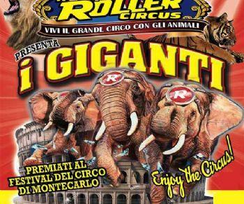 Capodanno - Un Capodanno al Circo a Roma! Rony Roller Circus