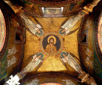 Le due chiese di Santa Prassede e Santa Pudenziana