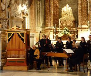 Capodanno: Buon Natale con Mozart e Bencini a Santa Maria dell'Anima