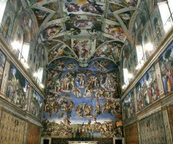 Locandina evento: Musei Vaticani e la Cappella Sistina