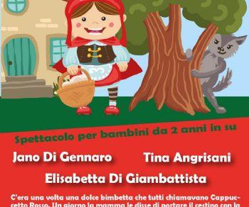 Bambini - Cappuccetto Rosso e...
