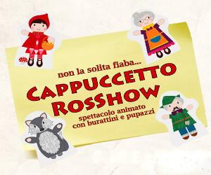 Bambini e famiglie - Cappuccetto Rosso Show