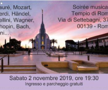 Concerti: SOIREE MUSICALE
