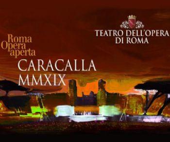 Rassegne - Caracalla MMXIX