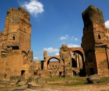 Visite guidate: Terme di Caracalla. Ingresso gratuito - solo il costo della visita guidata