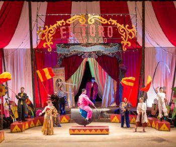 La stella del circo Siviglia - OPERA FAMILY