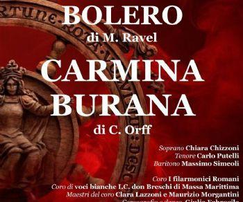 Concerti - Bolero e Carmina Burana