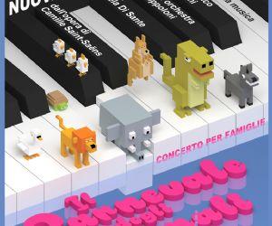 Grande fantasia zoologica dell'Orchestra NuovaKlassica