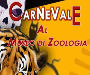 Altri eventi - Carnevale al Museo di Zoologia