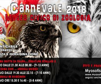 Un Carnevale all'insegna della creatività e della scienza!