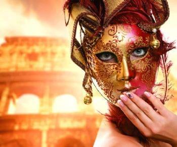 Locandina: Carnevale a Roma