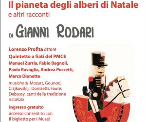 Concerti: Il Pianeta degli Alberi di Natale di Gianni Rodari