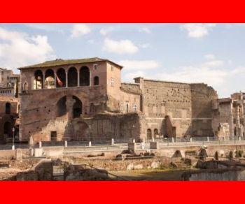 La storia del gran priorato e la sede dei Fori Imperiali (ingresso straordinario)