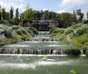 """Visite guidate: Il """"Giardino delle cascate"""" al quartiere Eur"""