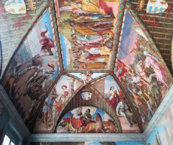 Visite guidate: Villa Massimo Lancelotti e i suoi splendidi affreschi
