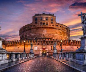 Salone Farnese, Loggia di Giulio II e Terrazza