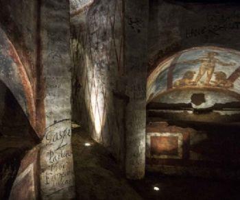 Visite guidate - Le Catacombe di Domitilla