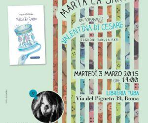 Presentazione del romanzo di Valentina Di Cesare