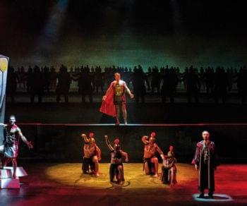 Locandina: La Divina Commedia Opera Musical