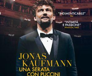 Solo martedì 8 marzo nei cinema di Roma e provincia le più belle arie di Puccini interpretate dal tenore tedesco