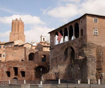 Visite guidate - Casa dei Cavalieri di Rodi al Foro di Augusto
