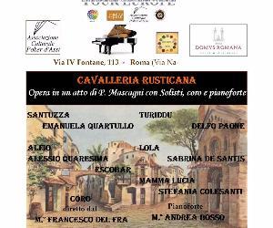 Concerti: Cavalleria Rusticana