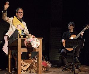 Spettacoli: Pino Strabioli racconta Sergio Tofano (e i cavoli a merenda)